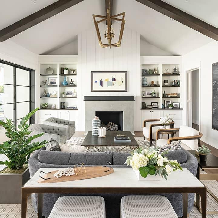 interior designing concept